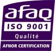 In 2017, BERNARD CONTROLS maintains its ISO 9001 certification!